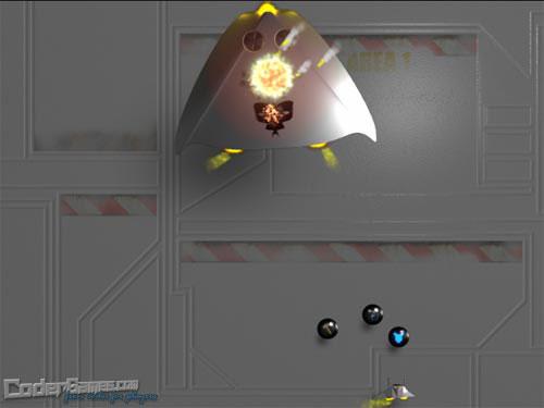 Invader Attack screen-shots