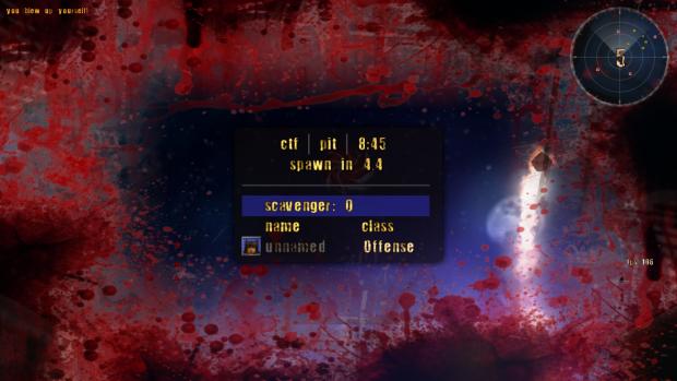 Updated Damage Screen
