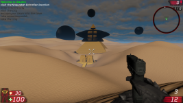 Abydos Wip on UDK