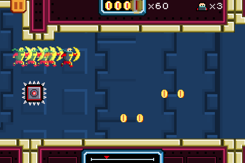 Super Bit Dash screenshots