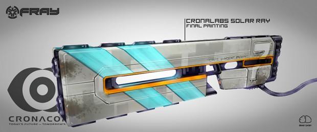 CronaLabs Solar Ray