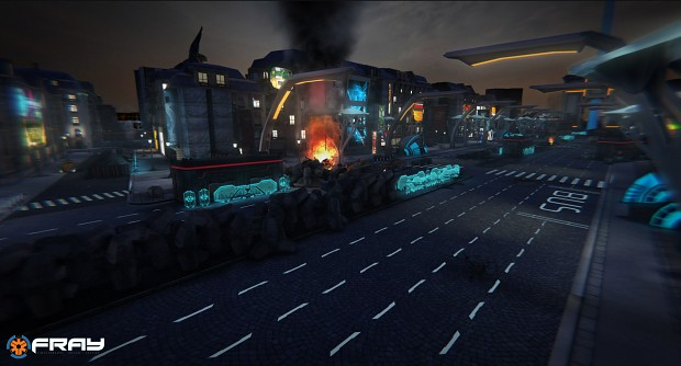 Aros Map Screenshots