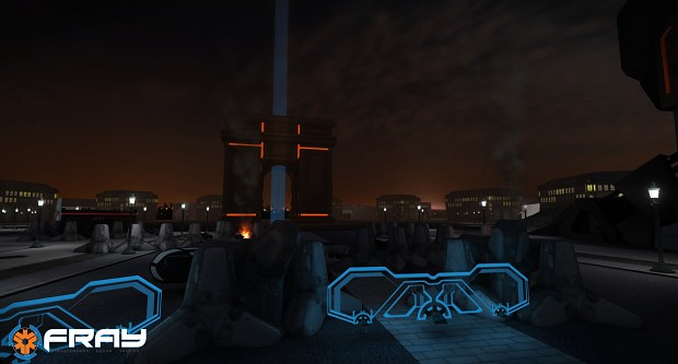Fray Aros Map Screenshot