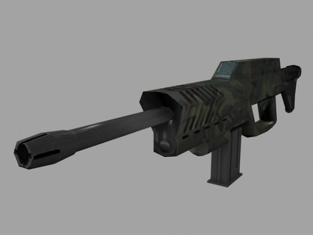 Rifle Model