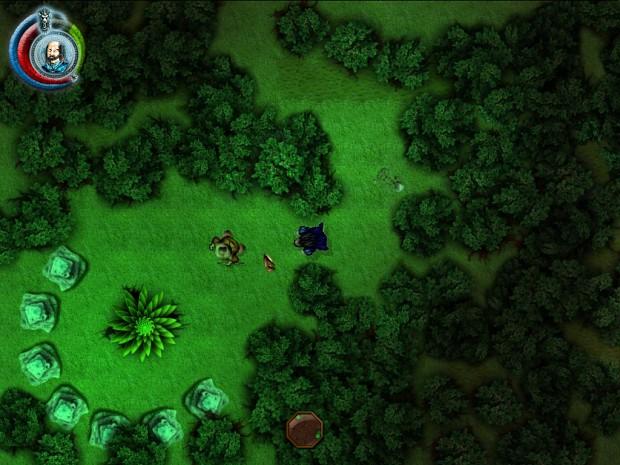 Screenshots from Warlock's Gauntlet 1.3