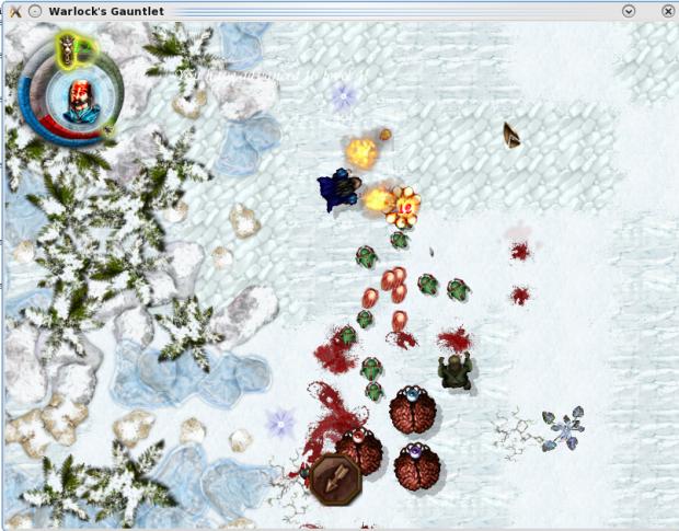 Arctic scenario in the upcoming release of WG.