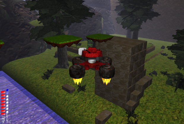 World 1 Hover