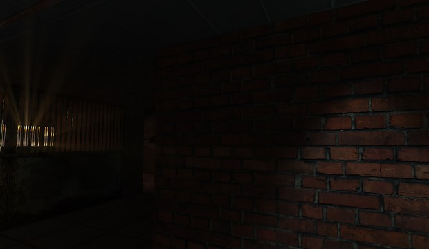 Silhouette clipped parallax mapping