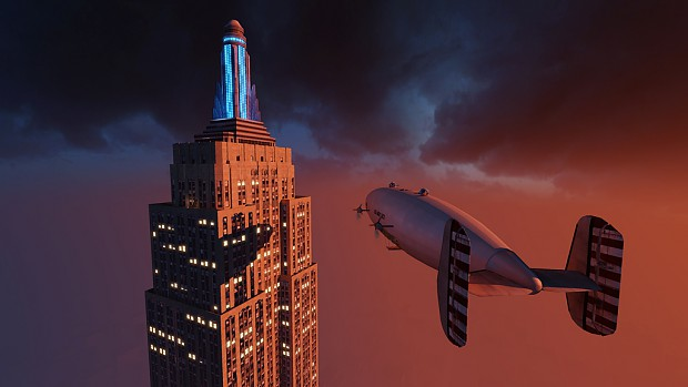 Manhattan Invasion