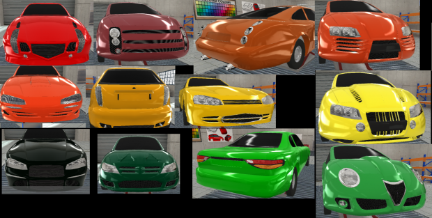 More Cars by Beta Tester Kubboz