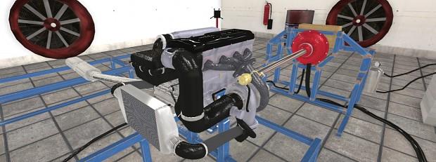 Turbocharging Prototype