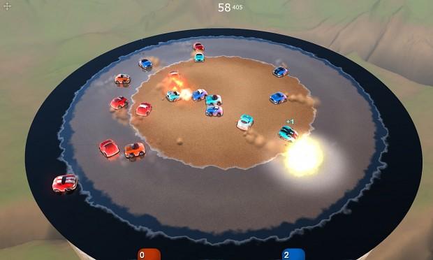 KarBOOM 0.3.5 team play