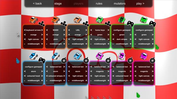 KarBOOM multi-teams