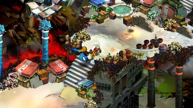Bastion Screenshots