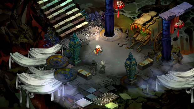Bastion Screenshots, December 2010