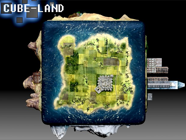 Final Cube Design