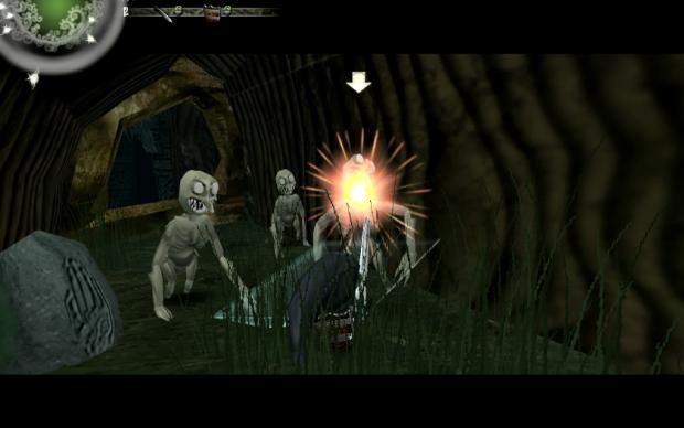 SoulHunter - screenshot