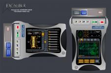 Excalibur Tri-pad Concept Art