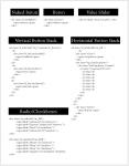 HTML UI