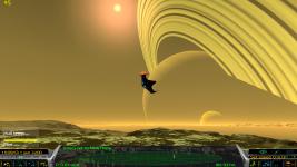 Saturn Rise