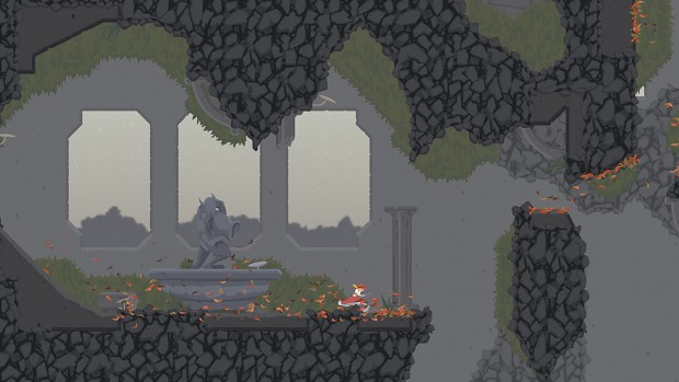 Dustforce Gameplay