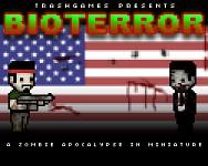 BioTerror: A Zombie Apocalypse in Miniature