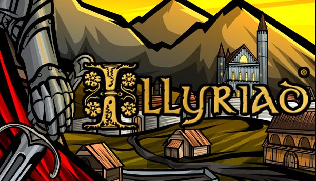 Illyriad on Steam