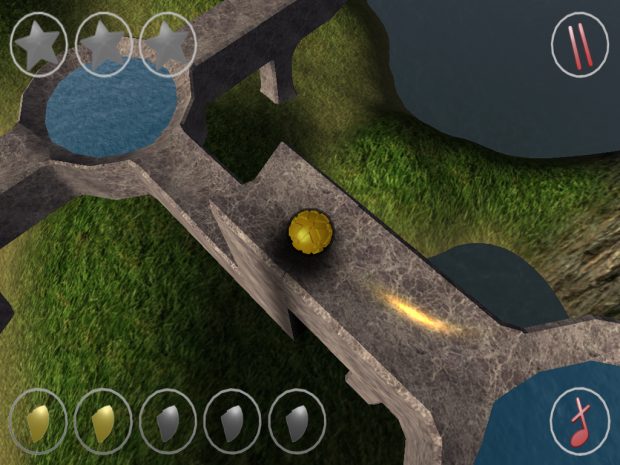 Unstoppaball DX Screenshots