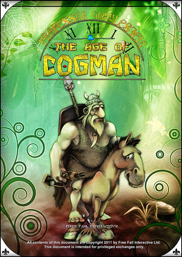 The Age of Cogman - Cover Art