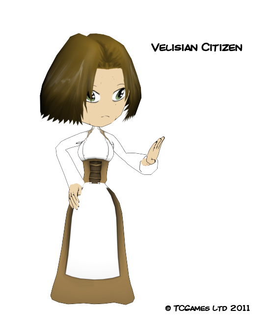 Velisian Citizen