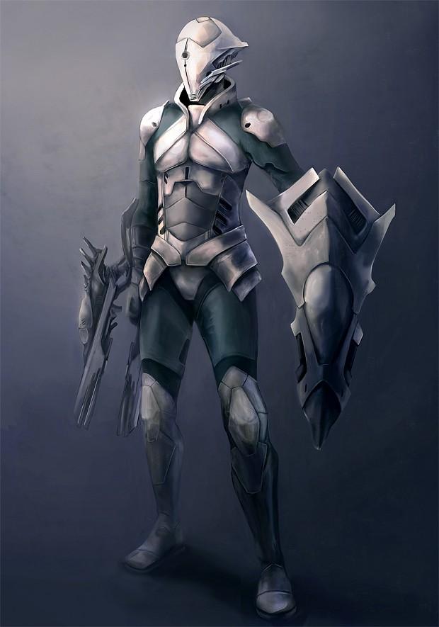 Ex Vitro Character Concept