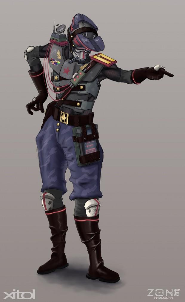 AFA Commander