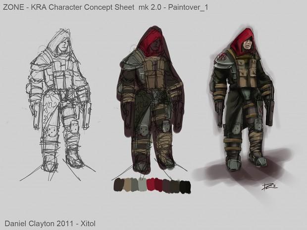 KRA Concept Work