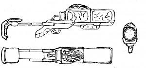 Brain Fart Gun (WIP - CONCEPT)