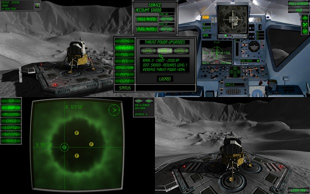 Lunar Flight Screenshots
