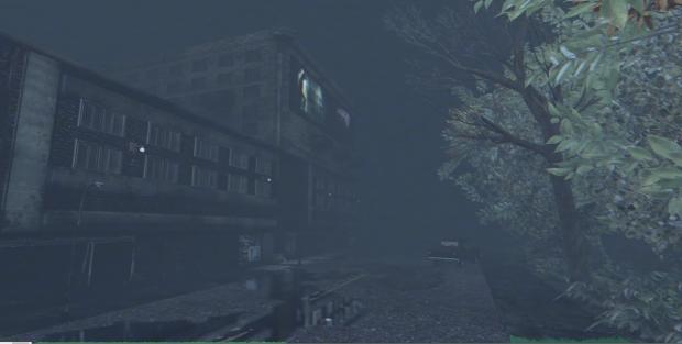 Paranormal: The Town - Screenshot 1