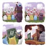 Molecats ComicStrip #01