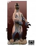 StoneRage - Bear Concept Art