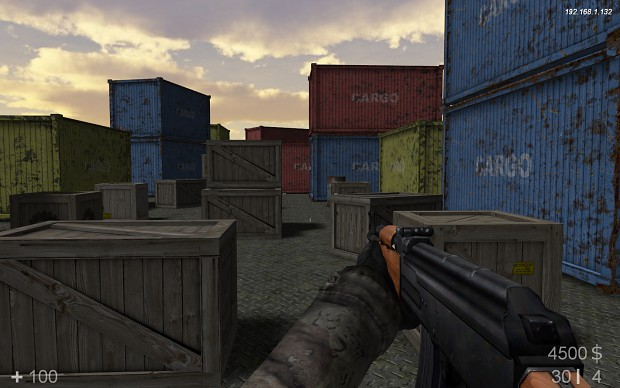 New First Person Weapons