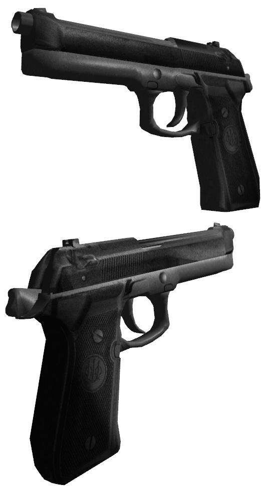 New Gun Model