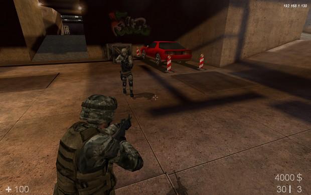 Player Dynamic Shadows