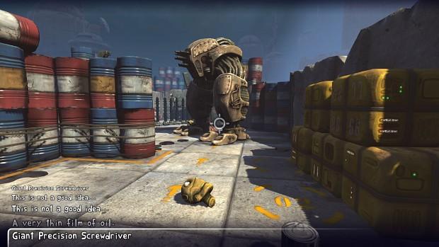 Episode 2 final screenshots