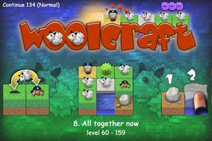 Woolcraft version 1.1