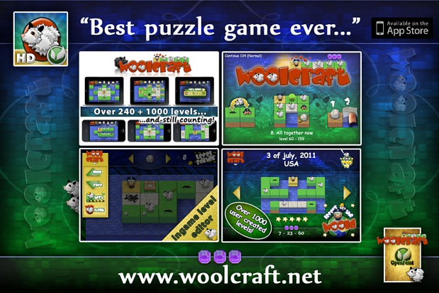 Woolcraft version 1.21