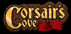 Corsair's Cove Logo