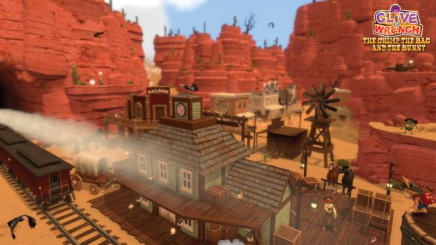 Mars Town