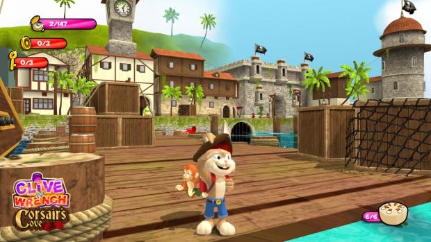 Corsair's Cove's Dock