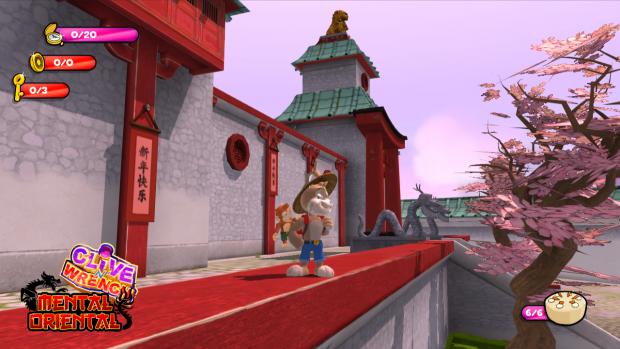 Mental Oriental - Temple