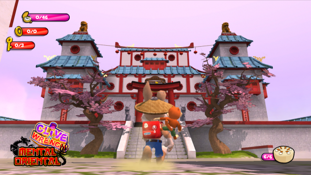 Clive 'N' Wrench continue their journey through Ancient China!