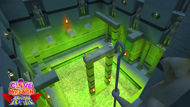Tempus Tombs Pool Room